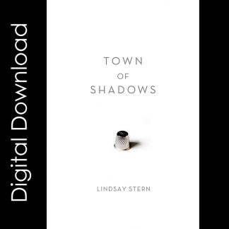 Town of Shadows front cover