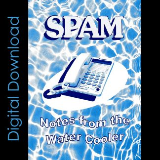 front cover for SPAM no. 5