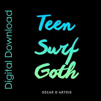 teen surf goth front cover